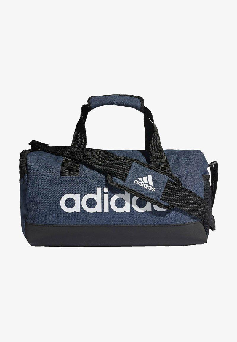 adidas Performance - DUFFELBAG - Torba sportowa - blue