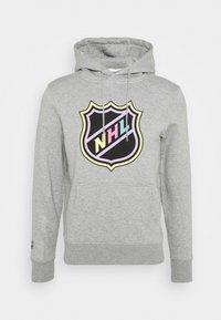 Fanatics - NHL ICONIC REFRESHER GRAPHIC HOODIE - Sweatshirt - sports grey - 0