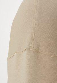 NU-IN - BASIC LOOSE FIT - Sweatshirt - beige - 2