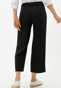 BRAX - STYLE MAINE - Pantalon classique - black - 2