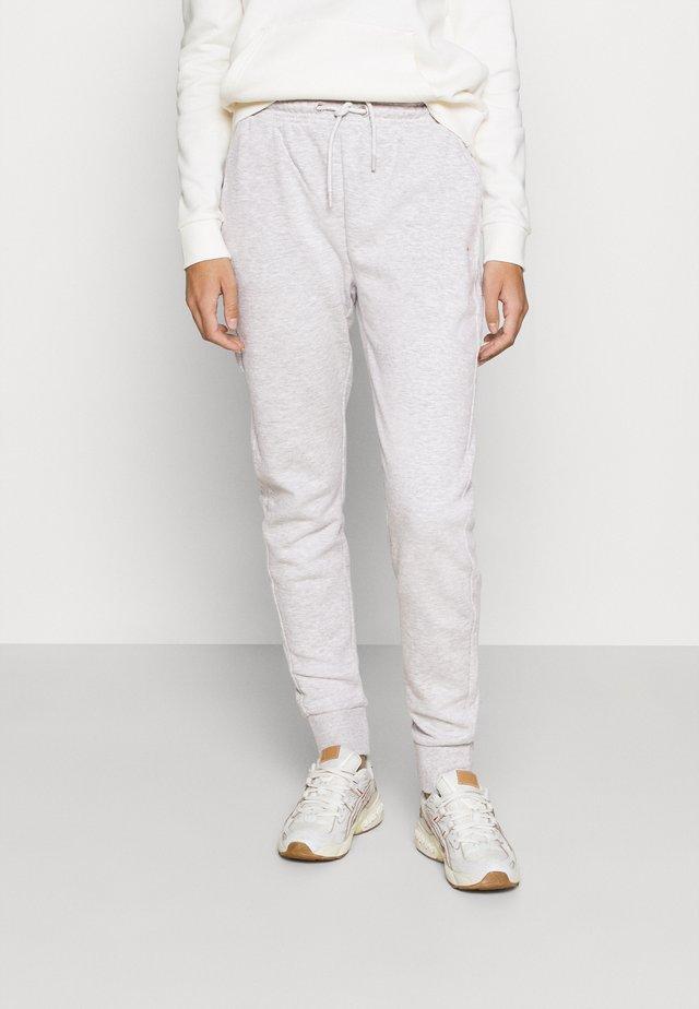 EIDER PANTS - Pantalones deportivos - light grey