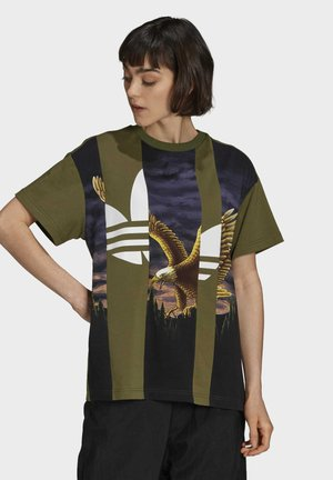 Dry Clean Only xGRAPHIC TEE - T-shirt con stampa - wild pine