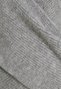 Even&Odd - CROSS FRONT BARDOT - Neule - mid grey melange - 2