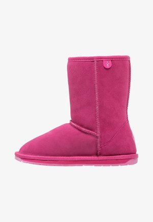 WALLABY LO - Winter boots - hot pink
