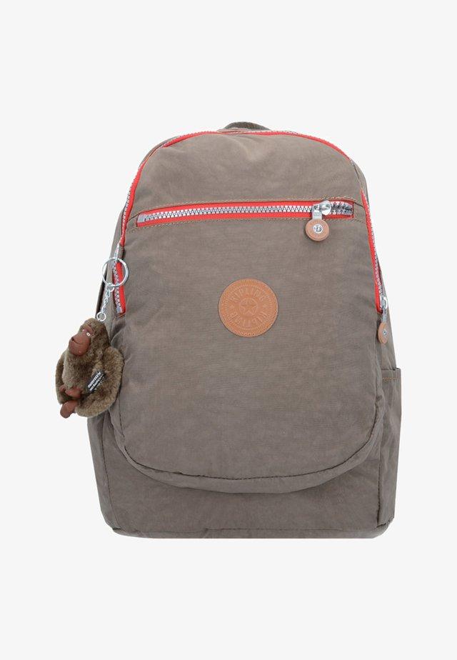 School bag - beige