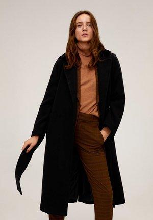 BOY-I - Classic coat - schwarz