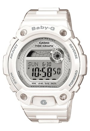 BLX-100-7ER - Digital watch - white