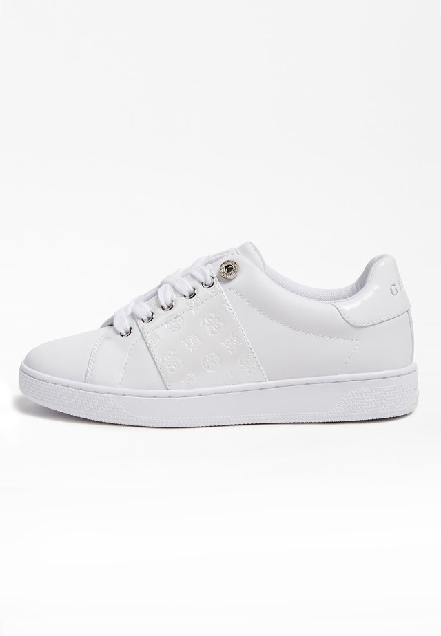 REJEENA - Sneakers laag - weiß
