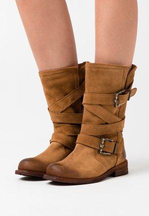 GREDO - Cowboy/Biker boots - nirvan nicottine