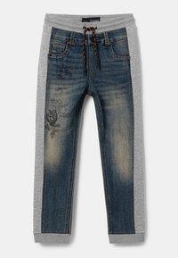 Desigual - Spodnie materiałowe - black - 1
