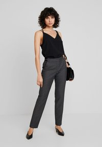 More & More - TROUSER - Trousers - marine - 1