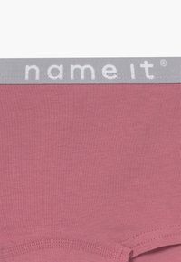 Name it - NKFHIPSTER 2 PACK - Boxerky - heather rose - 4