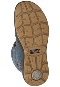 Primigi - Winter boots - azzurro/jeans - 4