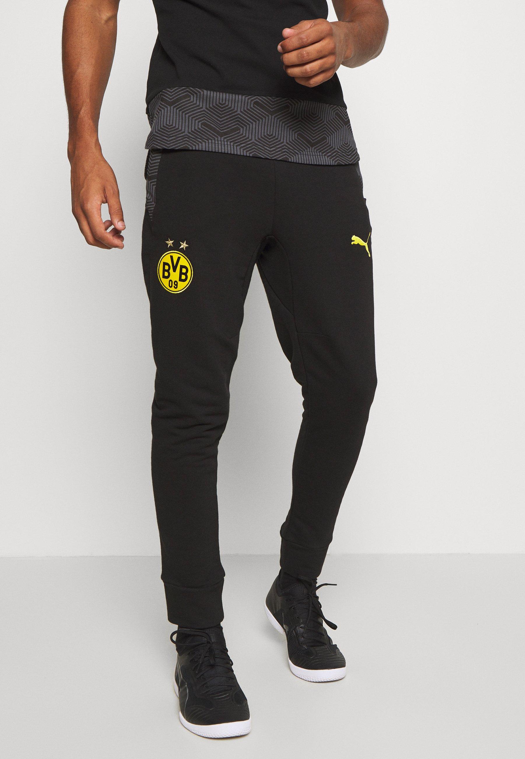 Abbigliamento sportivo Puma Borussia Dortmund BVB Training Pants ...