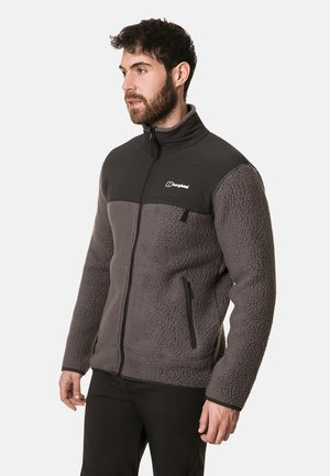 SYKER - Fleece jacket - grey