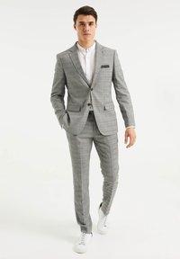 WE Fashion - Sako - blended dark grey - 1