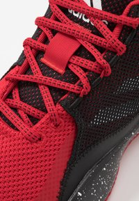 adidas Performance - ROSE 773 2020 - Basketball shoes - scarlet/core black/footwear white