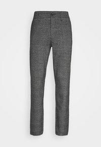 ONSMARK PANTS CHECK - Spodnie materiałowe - medium grey melange