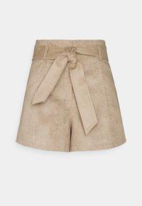 Morgan - SHIKOU - Shorts - beige - 0