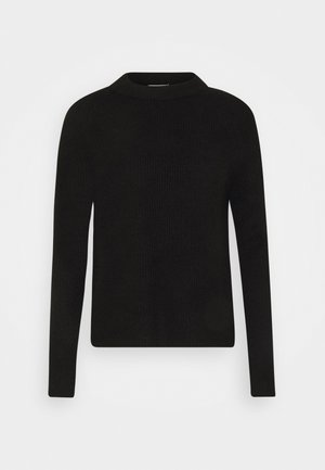 PCELLEN O-NECK  - Jumper - black