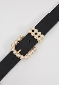 Pieces - PCONA WAIST BELT - Waist belt - black - 4