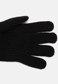 Johnstons of Elgin - UNISEX - Gloves - black - 2