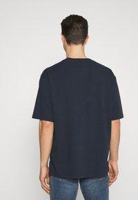 GAP - OVERSZED - Basic T-shirt - navy - 2