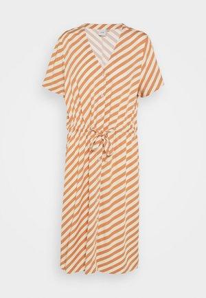 IMARA - Day dress - caramel