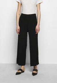 Filippa K - CELESTE TROUSER - Trousers - black - 0
