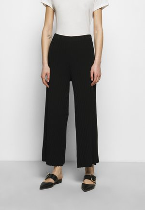 CELESTE TROUSER - Trousers - black