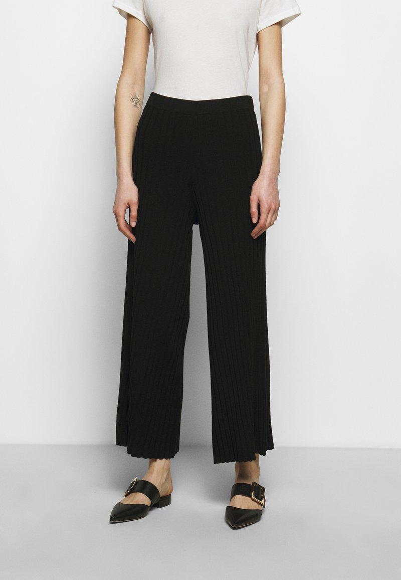 Filippa K - CELESTE TROUSER - Trousers - black