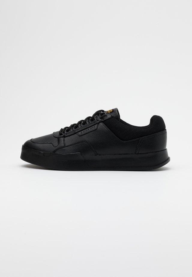 RACKAM VODAN LOWII - Sneakers basse - black