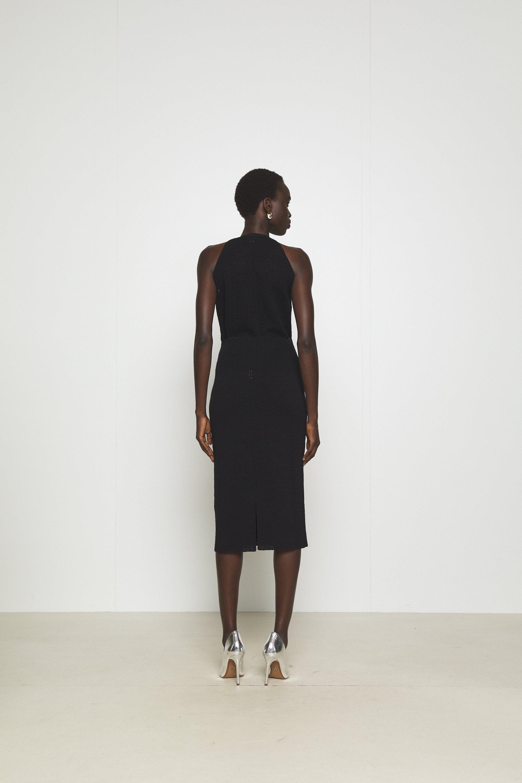 Mujer FITTED MIDI SKIRT - Falda de tubo