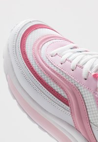 Kappa - SQUINCE MF - Sports shoes - white/rosé - 5