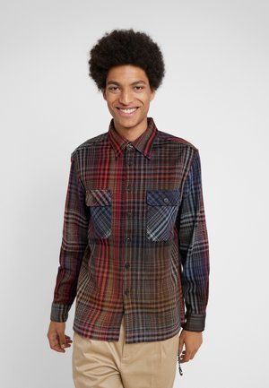 LONG SLEEVE SHIRT - Camisa - multi-coloured