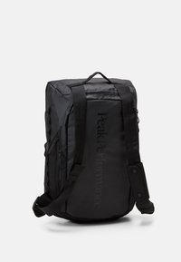 Peak Performance - VERTICAL DUFFLE 50 L UNISEX - Sportstasker - black - 4