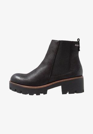 SAURO - Ankle boots - karma black