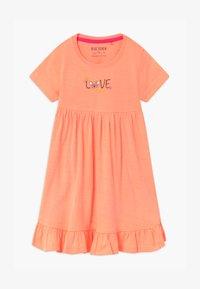 Blue Seven - SMALL GIRLS KOALA - Žerzejové šaty - flamingo - 0