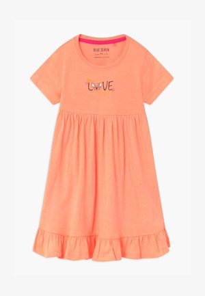 SMALL GIRLS KOALA - Jersey dress - flamingo