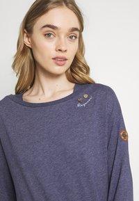 Ragwear - NEREA - Long sleeved top - night blue - 3