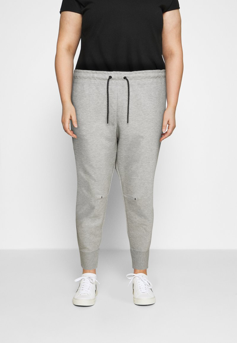 Nike Sportswear - Tracksuit bottoms - grey heather