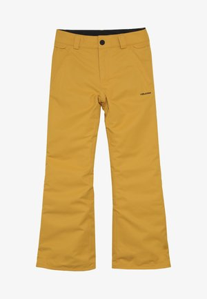 FREAKIN SNOW CHINO - Snow pants - resin gold