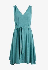 khujo - SPRING - Vestido informal - blau - 6