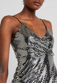 Tiger Mist - BERLIN DRESS - Juhlamekko - silver - 5