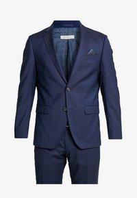 SLIM FIT - Suit - blau