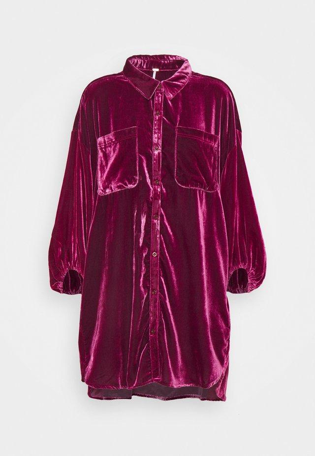 LUX DRESS - Skjortekjole - fairytale