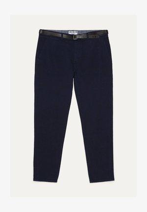 Chinos - dark blue