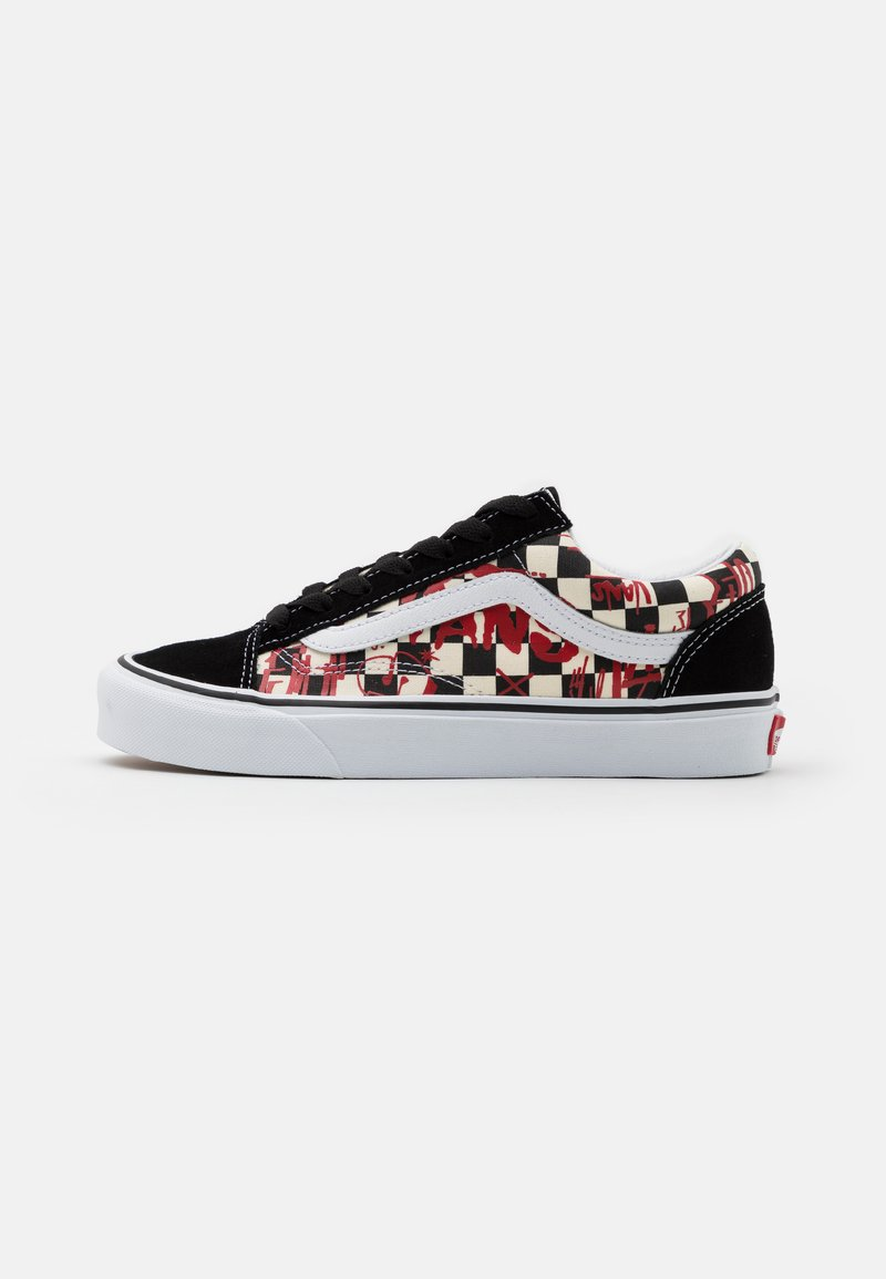 Vans - STYLE 36 UNISEX - Chaussures de skate - red