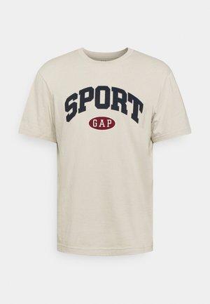 SPORT  - Print T-shirt - moonstone