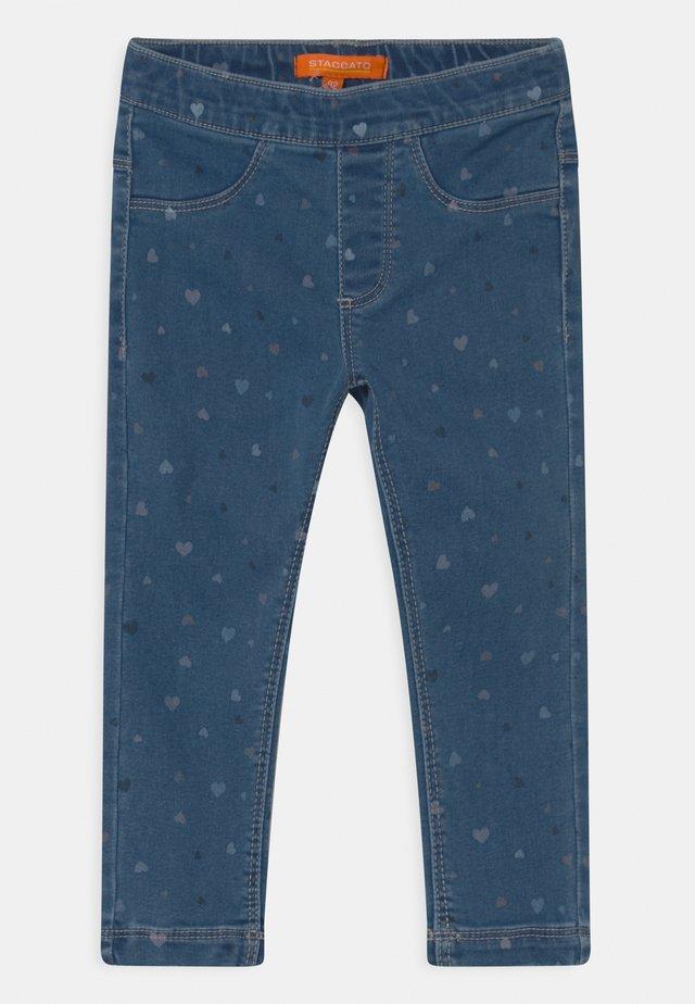 KID - Jeans Skinny Fit - mid blue denim